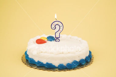 Birthday Cake Question