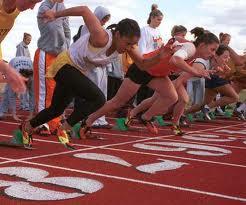 starting line run