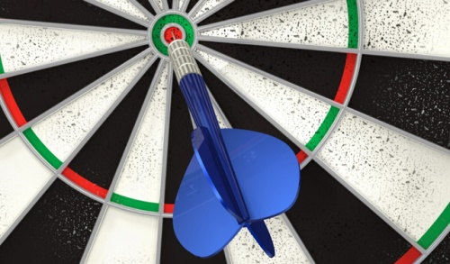 Accuracy - Dart hitted the target