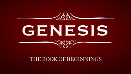 Genesis Book of Beginnings