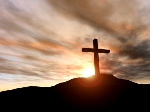 Cross at Golgotha