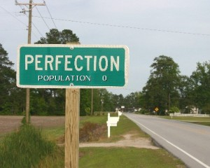 Perfection Sign