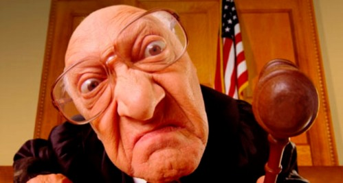 Judge-mean-old-man